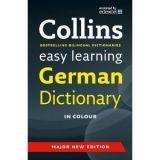 Harper Collins UK COLLINS EASY LEARNING GERMAN DICTIONARY cena od 225 Kč