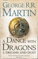Harper Collins UK A SONG OF ICE AND FIRE 5: A DANCE WITH DRAGONS 1: DREAMS AND... cena od 167 Kč