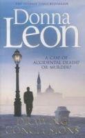 Random House UK DRAWING CONCLUSIONS - LEON, D. cena od 157 Kč