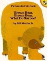 XXL obrazek Penguin Group UK BROWN BEAR, BROWN BEAR, WHAT DO YOU SEE? - CARLE, E., MARTIN...