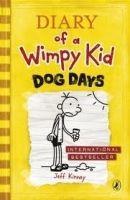 Kinney Jeff: Dog Days (Diary of Wimpy Kid #4) cena od 125 Kč