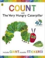 Penguin Group UK COUNT WITH THE VERY HUNGRY CATERPILLAR - CARLE, E. cena od 87 Kč