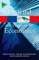 OUP References OXFORD DICTIONARY OF ECONOMICS 4th Edition (Oxford Paperback... cena od 284 Kč