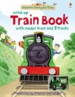 Usborne Publishing Farmyard Tales Wind-Up Train Book cena od 419 Kč