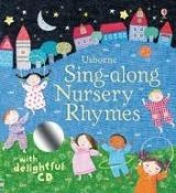 Usborne Publishing SINGALONG NURSERY RHYMES WITH CD - BORDINI, CH. cena od 271 Kč