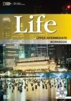 Heinle ELT part of Cengage Lea LIFE UPPER INTERMEDIATE WORKBOOK WITH AUDIO CD - HUGHES, J.,... cena od 353 Kč