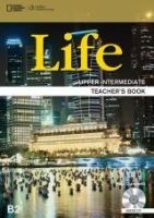 Heinle ELT part of Cengage Lea LIFE UPPER INTERMEDIATE TEACHER´S BOOK WITH AUDIO CD - HUGHE... cena od 772 Kč