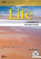 Heinle ELT part of Cengage Lea LIFE INTERMEDIATE TEACHER´S BOOK WITH AUDIO CD - HUGHES, J.,... cena od 1 009 Kč