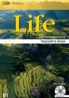 Heinle ELT part of Cengage Lea LIFE PRE-INTERMEDIATE TEACHER´S BOOK WITH AUDIO CD - HUGHES,... cena od 763 Kč
