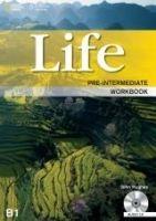 Heinle ELT part of Cengage Lea LIFE PRE-INTERMEDIATE WORKBOOK WITH AUDIO CD - HUGHES, J., S... cena od 270 Kč