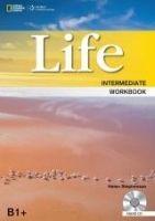 Heinle ELT part of Cengage Lea LIFE INTERMEDIATE WORKBOOK WITH AUDIO CD - HUGHES, J., STEPH... cena od 270 Kč