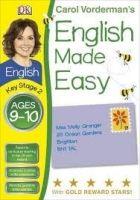 Dorling Kindersley ENGLISH MADE EASY AGES 9-10 KEY STAGE 2 - VORDERMAN, C. cena od 72 Kč