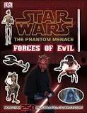 Dorling Kindersley STAR WARS THE PHANTOM MENACE ULTIMATE STICKER BOOK FORCES OF... cena od 119 Kč