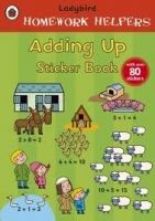 Ladybird Books LADYBIRD HOMEWORK HELPERS: ADDING UP STICKER BOOK cena od 72 Kč