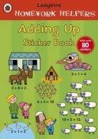 Ladybird Books LADYBIRD HOMEWORK HELPERS: ADDING UP STICKER BOOK cena od 0 Kč
