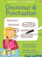 Usborne Publishing GRAMMAR AND PUNTCTUATION (ACTIVITY CARDS) - TAPLIN, S. cena od 196 Kč