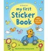 Usborne Publishing MY FIRST STICKER BOOK - LAMB, S. cena od 247 Kč
