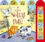 Usborne Publishing NOISY PETS - GREENWELL, J. cena od 321 Kč