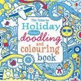 Usborne Publishing POCKET DOODLING AND COLOURING: HOLIDAY cena od 148 Kč