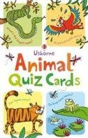 Usborne Publishing QUIZ CARDS: ANIMAL QUIZ - TUDHOPE, S. cena od 173 Kč