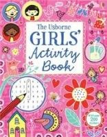 Usborne Publishing GIRLS´ ACTIVITY BOOK cena od 253 Kč