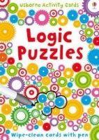 Usborne Publishing USBORNE PUZZLE CARDS: LOGIC PUZZLES - KHAN, S. cena od 144 Kč