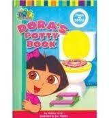 Simon&Schuster Inc. DORA THE EXPLORER: DORAS POTTY BOOK cena od 162 Kč