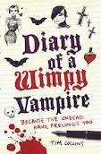 Littlehampton DIARY OF A WIMPY VAMPIRE - COLLINS, T. cena od 286 Kč