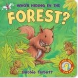 Pan Macmillan WHO´S HIDING IN THE FOREST? - BROOKS, S. cena od 0 Kč