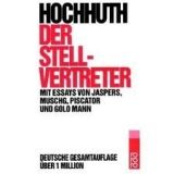 Rowohlt Verlag DER STELLVERTRETER - HOCHHUTH, R. cena od 252 Kč