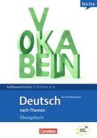 Cornelsen Verlagskontor GmbH LEXTRA - DAF: Übungsbuch Aufbauwortschatz cena od 178 Kč