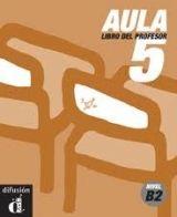 Aula 5 – Libro del profesor cena od 321 Kč