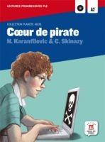 Maison des langues COEUR DE PIRATE + CD A2 - KARANFILOVIC, N., SKINAZY, C. cena od 186 Kč