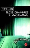 HACH-BEL TROIS CHAMBRES A MANHATTAN - SIMENON, G. cena od 144 Kč