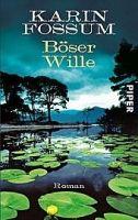 Piper Verlag BÖSER VILLE - FOSSUM, K. cena od 269 Kč