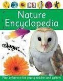 Dorling Kindersley NATURE ENCYCLOPEDIA cena od 217 Kč