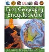 Dorling Kindersley FIRST GEOGRAPHY ENCYCLOPEDIA cena od 313 Kč