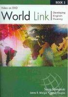 Heinle ELT part of Cengage Lea WORLD LINK 3 VIDEO DVD - STEMPLESKI, S., MORGAN, J. P. cena od 936 Kč