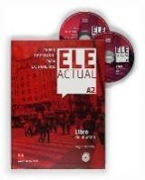 Grupo Editorial ELE ACTUAL A2 LIBRO DEL ALUMNO + CD AUDIO - PALENCIA DEL BUR... cena od 0 Kč