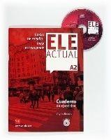 Grupo Editorial ELE ACTUAL A2 CUADERNO DE EJERCICIOS - PALENCIA DEL BURGO, R... cena od 0 Kč