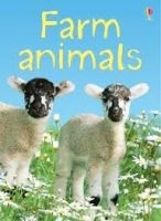 Usborne Publishing USBORNE BEGINNERS: FARM ANIMALS - DAYNES, K. cena od 148 Kč