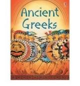 XXL obrazek Usborne Publishing USBORNE BEGINNERS: ANCIENT GREEKS - TURNBULL, S.