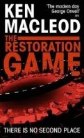 XXL obrazek Little, Brown Book Group THE RESTORIATION GAME - MACLEOD, K.