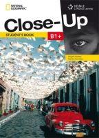 Heinle ELT CLOSE-UP B1+ STUDENT´S BOOK WITH DVD - HEALAN, A., GORMLEY, ... cena od 439 Kč