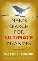 XXL obrazek TBS MAN´S SEARCH FOR ULTIMATE MEANING - FRANKL, V. E.
