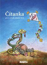 Didaktis Čítanka (2. roč. ZŠ) - J. Halasová, S. Grolichová cena od 189 Kč