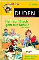 Bibliographisches Institut & F HERR VON BLECH GEHT ZUR SCHULE cena od 216 Kč