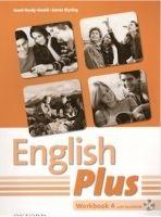 OUP ELT ENGLISH PLUS 4 WORKBOOK + MultiROM PACK (International Editi... cena od 211 Kč