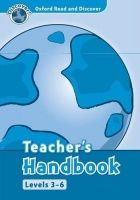 OUP ELT OXFORD READ AND DISCOVER Levels 3 - 6 TEACHER´S HANDBOOK - G... cena od 151 Kč
