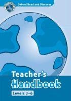 OUP ELT OXFORD READ AND DISCOVER Levels 3 - 6 TEACHER´S HANDBOOK - G... cena od 145 Kč